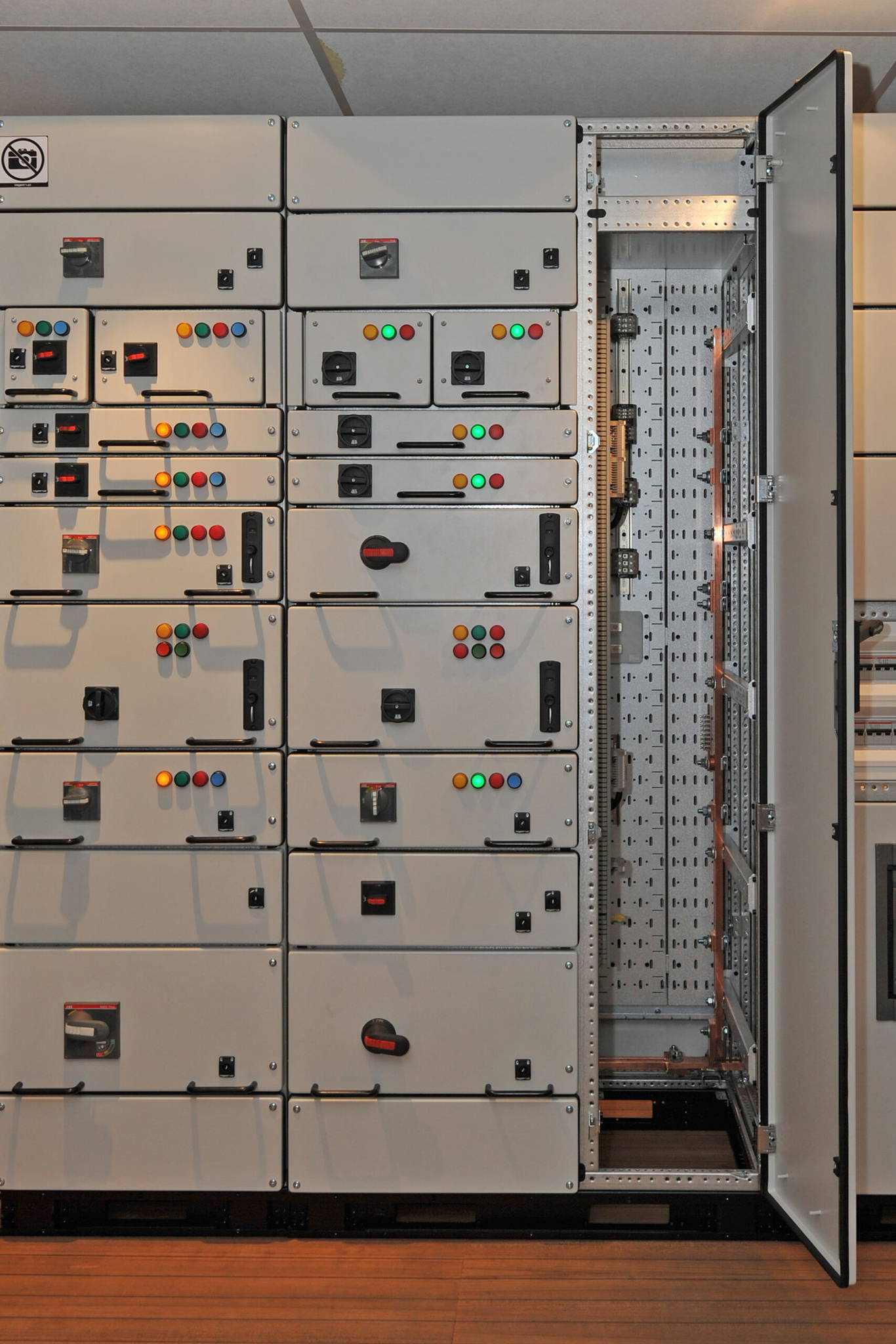 Logstrup is a manufacturer of low voltage electrical Switchgear components such as Withdrawable units