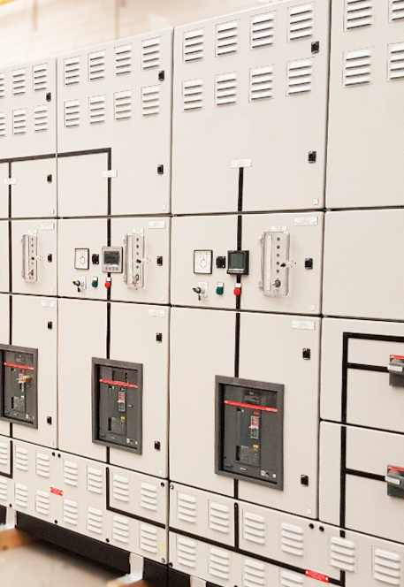 Logstrup is a manufacturer of low voltage electrical Switchboards