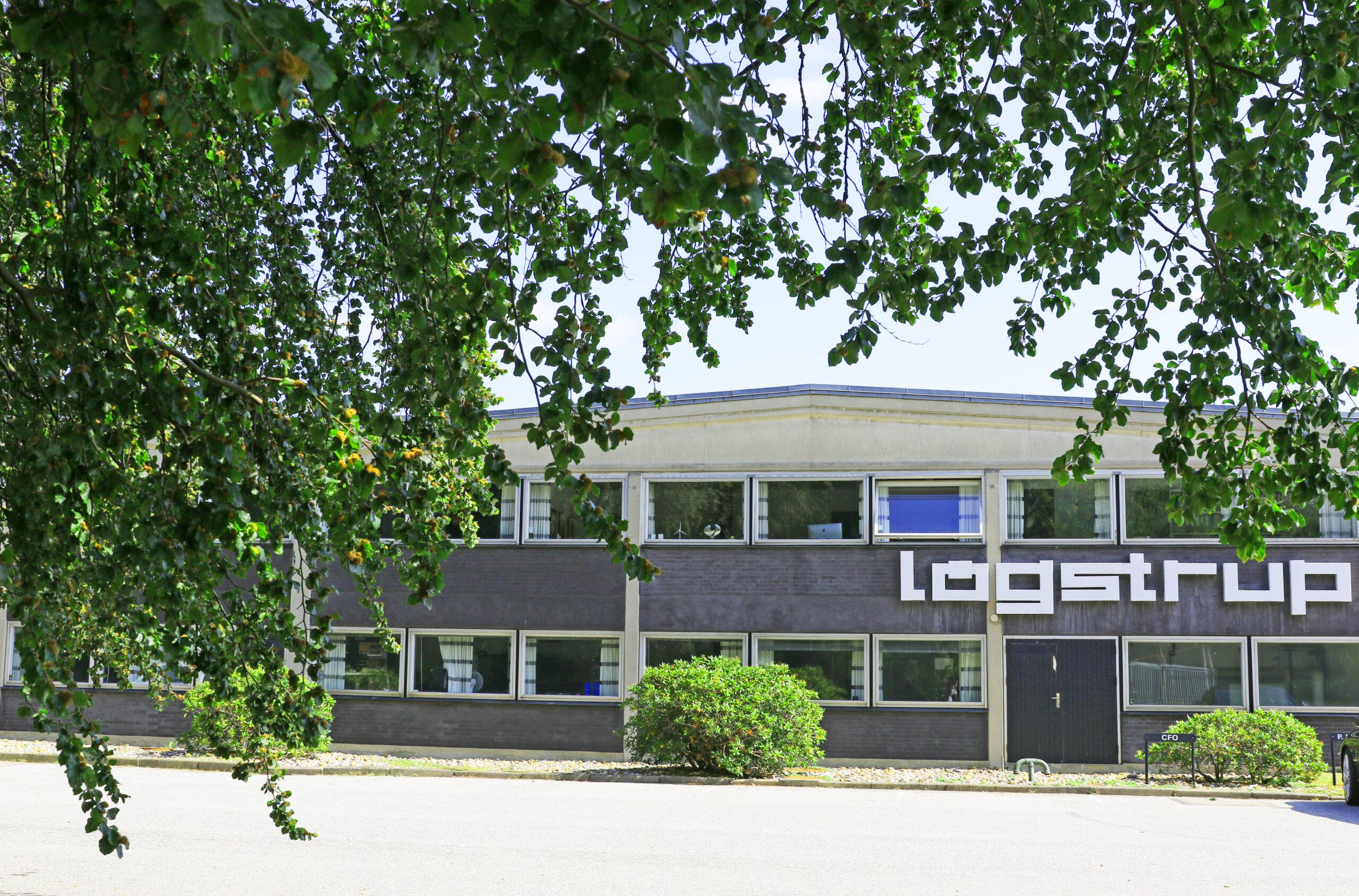 Logstrup Steel's headquarter in Denmark, Kvistgaard
