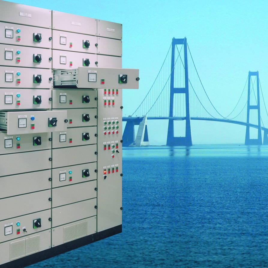 Logstrup Modular System case, Storebæltsbroen