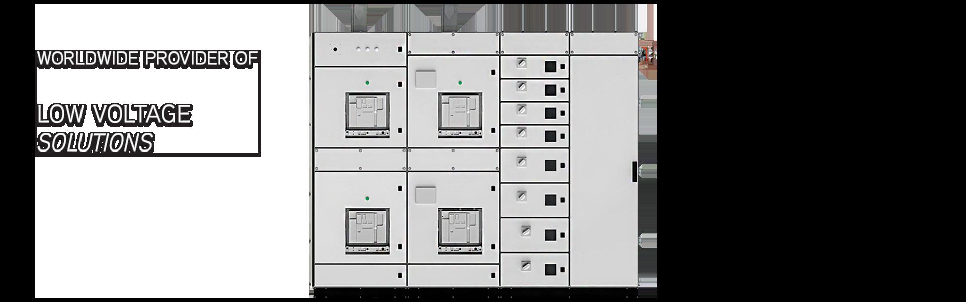 Logstrup Modular System, Switchboard