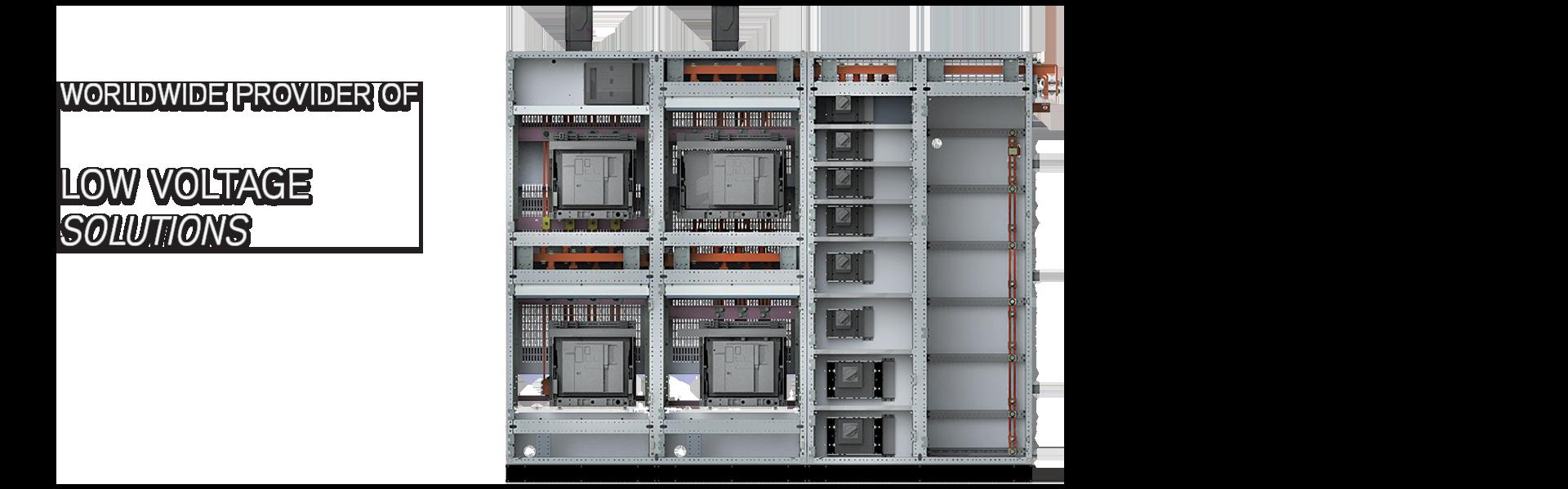 Inside of the Logstrup Switchboard