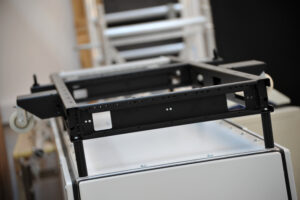 Logstrup is a manufacturer of electrical switchboards with a high-quality baseframe