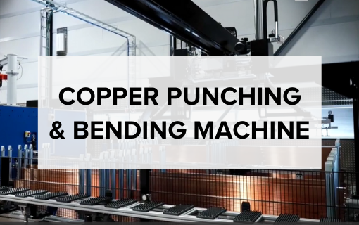 New copper machine for video page 2021