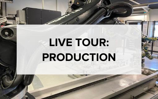 Live tour production facility april 2021 video page