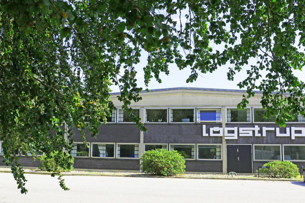 Logstrup denmark number 16 outside